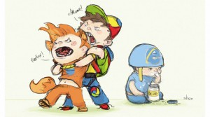 Browser Fight